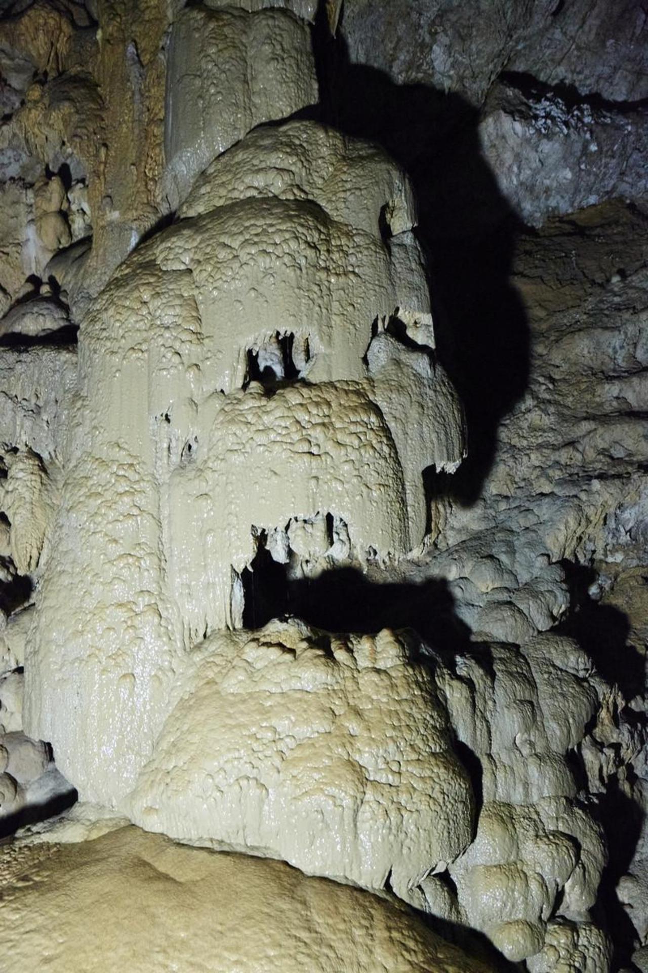 Ново-Афонская пещера 8