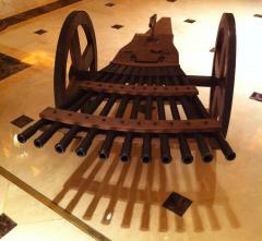 Скорострельное оружие Леонардо Да Винчи