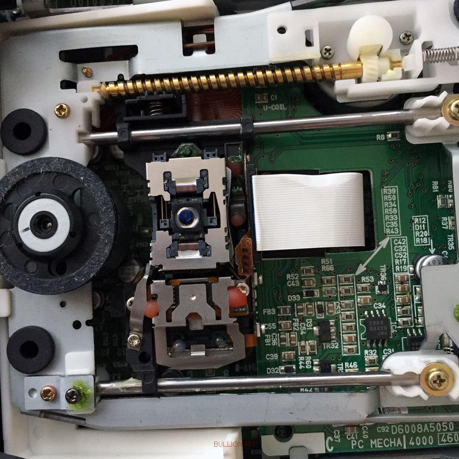 DVD-ROM Nakamichi MECHA PC 4000