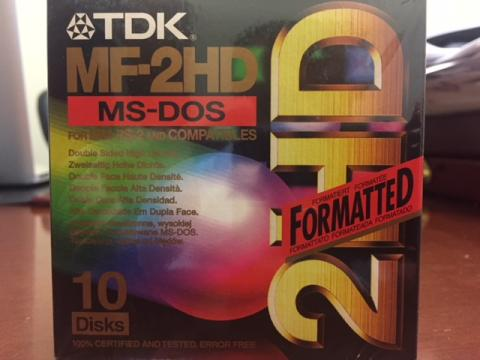 TDK MF2HD